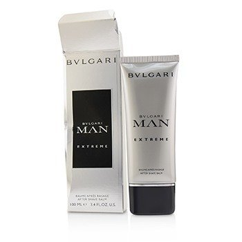 Bvlgari Man Extreme After Shave Balm (Box Slightly Damaged)  100ml/3.4oz