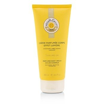 Roger & Gallet Sublime Or Perfumed Body Cream  200ml/6.6oz