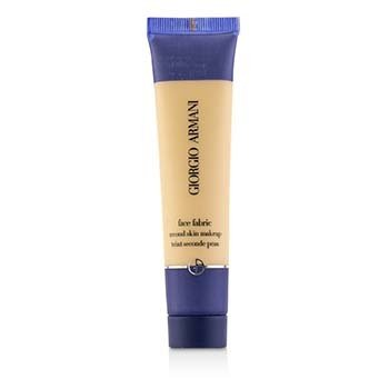 Giorgio Armani Face Fabric Second Skin Lightweight Foundation - # 0.5  40ml/1.35oz