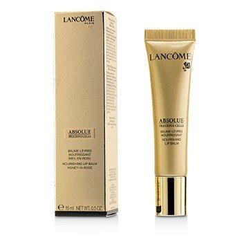 Lancome Absolue Precious Cells Nourishing Lip Balm - Honey-In-Rose  15ml/0.5oz