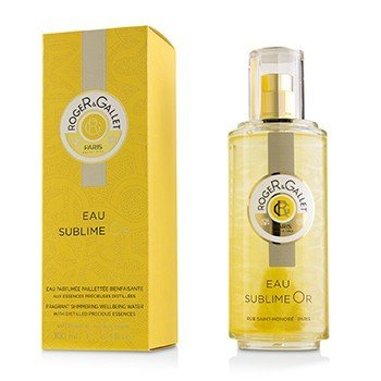 Roger & Gallet Eau Sublime Or Bois D'Orange Fresh Fragrant Water Spray  100ml/3.3oz