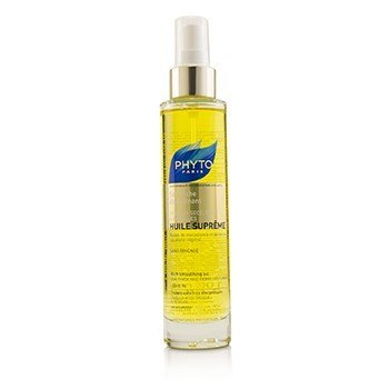 Phyto Huile Suprيme Rich Smoothing Oil (Dry, Thick and Rebellious Hair)  100ml/3.4oz
