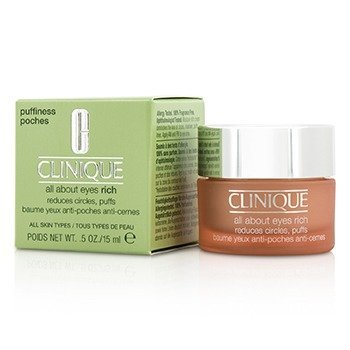 Clinique All About Eyes كريم مركز  15ml/0.5oz