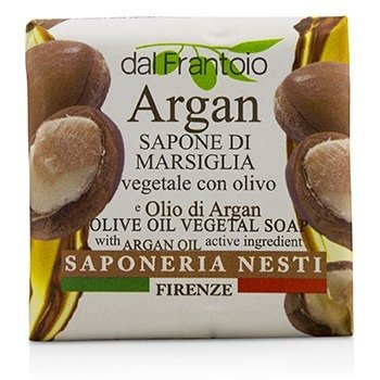 Nesti Dante Dal Frantoio Olive Oil Vegetal Soap - Argan  100g/3.5oz