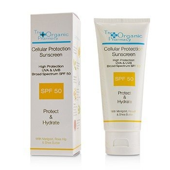 The Organic Pharmacy Cellular Protection Sunscreen SPF 50  100ml/3.4oz