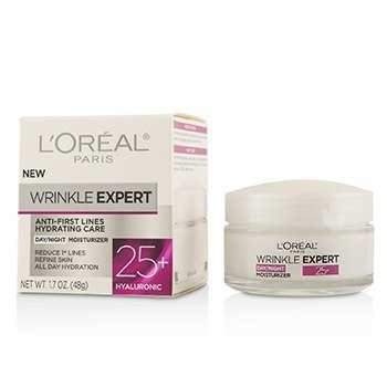 歐萊雅 Wrinkle Expert 25+ Day/Night Moisturizer  50ml/1.7oz