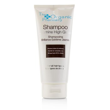 The Organic Pharmacy Jasmine High Gloss Shampoo (For All Hair Types)  200ml/6.76oz