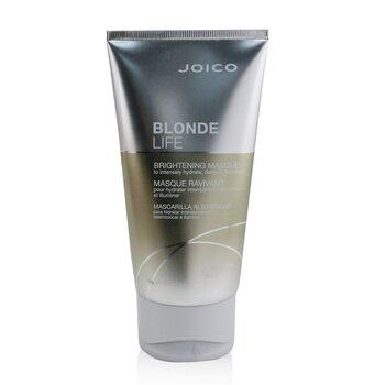 Joico Blonde Life Осветляющая Маска (для Интенсивного Увлажнения, Детокса и Сияния Волос)  150ml/5.1oz