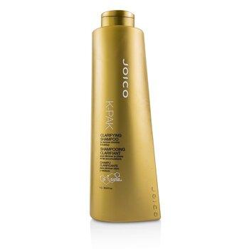 Joico K-Pak Clarifying Shampoo - To Remove Chlorine & Buildup (Cap)  1000ml/33.8oz