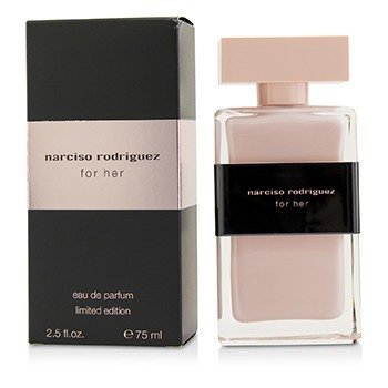 Narciso Rodriguez For Her Eau de Parfum Spray (Limited Edition)  75ml/2.5oz