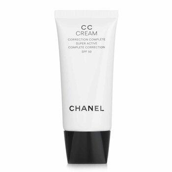 Chanel CC Cream Super Active Complete Correction SPF 50 # 20 Beige  30ml/1oz