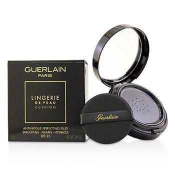 Guerlain ضمادة Lingerie De Peau Cushion SPF 25 - # 02N فاتح  14g/0.4oz