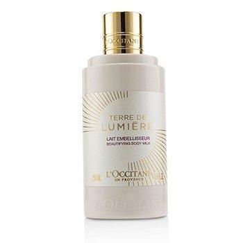 L'Occitane Terre De Lumière Beautifying Body Milk  250ml/8.4oz