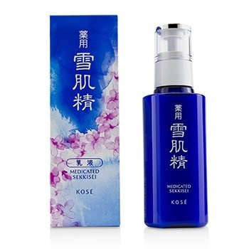 Kose Medicated Sekkisei Emulsion (Limited Edition - Sakura)  140ml/4.6oz