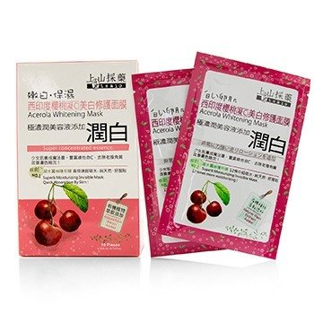 Tsaio Acerola Whitening Mask  10x20ml