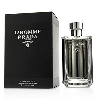 Prada L'Homme Eau De Toilette Spray  100ml/3.3oz