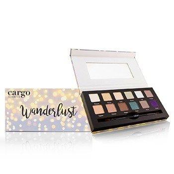 Cargo Wanderlust Eye Shadow Palette (12x Eye Shadow, 1x Shadow Brush)  12x0.8g/0.03oz
