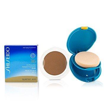 Shiseido UV Protective Compact Foundation SPF 36 (Case + Refill) - # SP70 Dark Ivory  12g/0.42oz