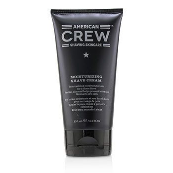 美國隊員 Moisturizing Shave Cream (For Normal To Dry Skin)  150ml/5.1oz