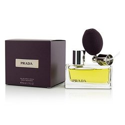Prada Eau De Parfum Intense Deluxe Refillable Spray  50ml/1.7oz
