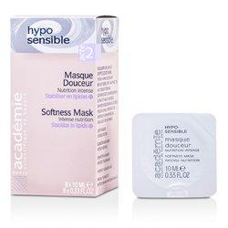 Academie Hypo-Sensible Softness Mask Intense Nutrition  8x10ml