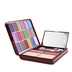 Cameleon Set Maquillaje G0139 (18x Sombras de Ojos 2x Rubores, 2x Polvos Compactos, 4x Brillos de Labios) - 2