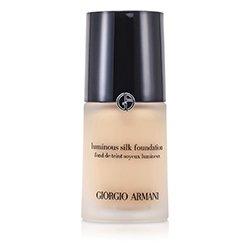 Giorgio Armani Luminous Silk Foundation - # 3 (Pale Peach)  30ml/1oz