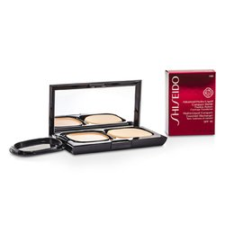 Shiseido Advanced Hydro Liquid Base Maquillaje Compacta SPF10 ( Estuche + Recambio ) - I60 Natural Deep Ivory  12g/0.42oz