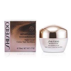 Shiseido Benefiance WrinkleResist24 yövoide  50ml/1.7oz