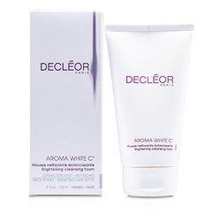 Decleor Espuma de Limpeza Aroma White C+ Brightening  150ml/5oz