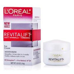 לוריאל RevitaLift נגד קמטים + קרם עיניים ממצק  14g/0.5oz