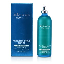 Elemis Musclease Active Body Oil  100ml/3.4oz