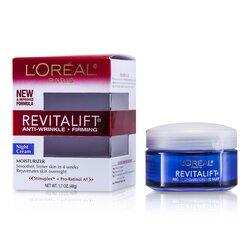 L'Oreal Skin Expertise RevitaLift Complete Night Cream  48g/1.7oz