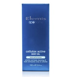Elemis Cellutox Active Body Oil  100ml/3.4oz