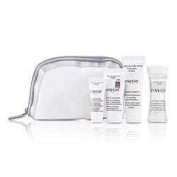 Payot Absolute Pure White Kit: Lotion 30ml +  Mousse Clarte 25ml + Clarte Du Jour 15ml + Concentre Anti-soif Clarte 10ml  4pcs