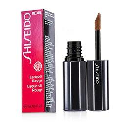 Shiseido Lacquer Rouge Pintalabios - # BE306 (Carmel)  6ml/0.2oz