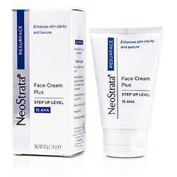 Neostrata Resurface Face Cream Plus Step Up Level 15 AHA  40g/1.4oz