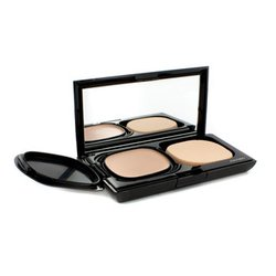 Shiseido Advanced Hydro Liquid Base Maquillaje Compacta SPF15 (Estuche + Recambio) - WB40 Natural Fair Warm Beige  12g/0.42oz