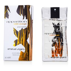 Ungaro Apparition Wild Orange Eau De Toilette Spray  50ml/1.7oz