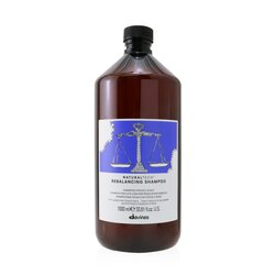 Davines Natural Tech Rebalancing Shampoo (For Oily Scalp)  1000ml/33.8oz