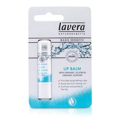 Lavera Basis Sensitiv Lip Balm  4.5g/0.15oz