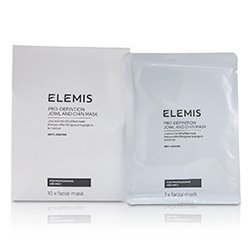 Elemis Pro-Intense Lift Effect Jowl and Chin Mask - Salon Size (Box Slightly Damaged)  10pcs