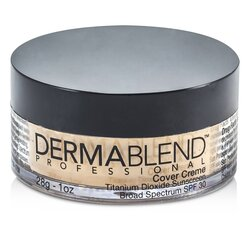 Dermablend Alapozó krém széles spektrummal SPF 30 (kiváló színfedés) - Caramel Beige  28g/1oz