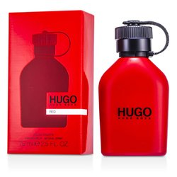 雨果博斯  紅-男性淡香水 Hugo Red Eau De Toilette Spray  75ml/2.5oz