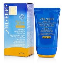 Shiseido Expert Sun Aging Protection krém Plus SPF50+  50ml/1.7oz