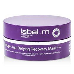 Label.M Kuracja regenerująca przeciw starzeniu się włosów Therapy Age-Defying Recovery Mask  120ml/4oz