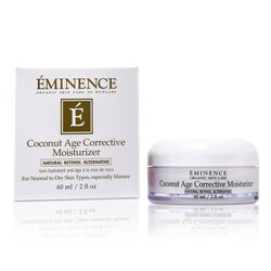Eminence Coconut Age Corrective Moisturizer - For Normal to Dry Skin  60ml/2oz