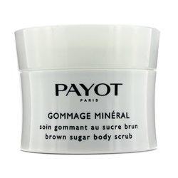 Payot Gommage Mineral Brown Sugar Body Scrub  200ml/6.7oz