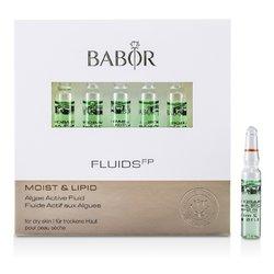 Babor Fluids FP Algae سائل نشط (للبشرة الرطبة الدهنية، للبشرة الجافة)  7x2ml/0.07oz