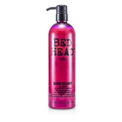 Tigi Bed Head Dumb Blonde Reconstructor - For Chemically Treated Hair (Pump)  750ml/25.36oz